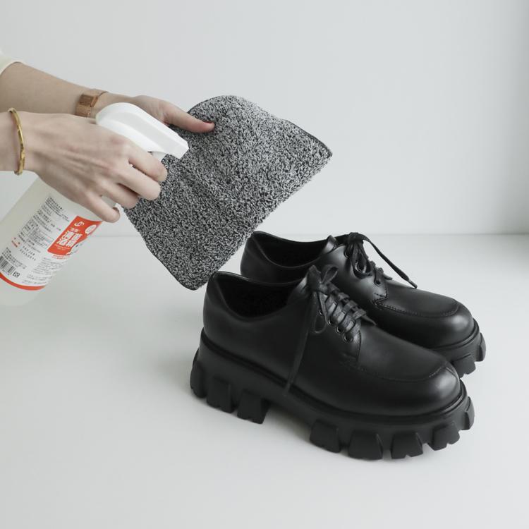 發霉處理教學 清潔 消毒 皮革鞋子發霉清潔