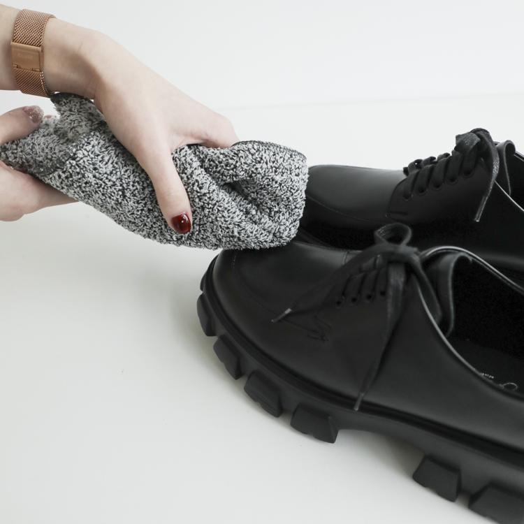 鞋子發霉怎麼辦? 皮革PU皮革鞋子發霉發霉處理教學 清潔 消毒