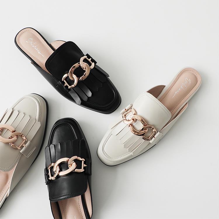 時髦穿搭推薦穆勒鞋搭配攻略