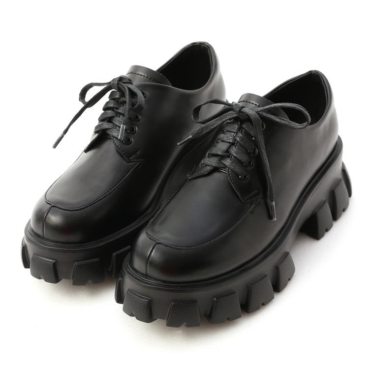 D+AF穿搭氣勢不能輸 超輕量鋸齒鞋 暗黑系穿搭必備 視覺焦點