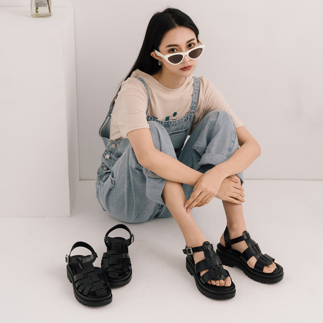 2021 夏天Instagram涼鞋穿搭推薦