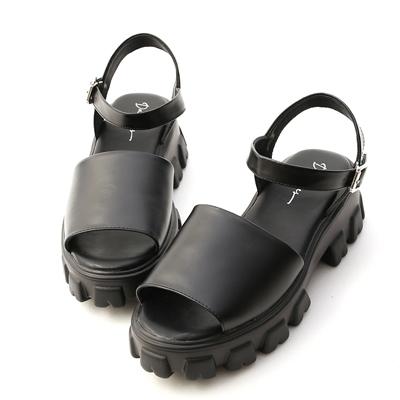 D+AF涼鞋,平底涼鞋,羅馬涼鞋,涼鞋,涼鞋穿搭,拖鞋