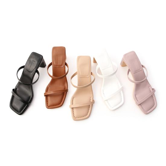 WFH居家辦公(在家工作)儀式感up 提升效率 扁跟高跟涼鞋推薦 五色可選