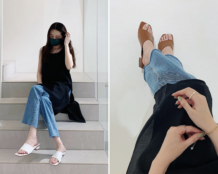 D+AF愜意寬版 寬版涼鞋 寬帶涼鞋 寬腳板涼鞋推薦