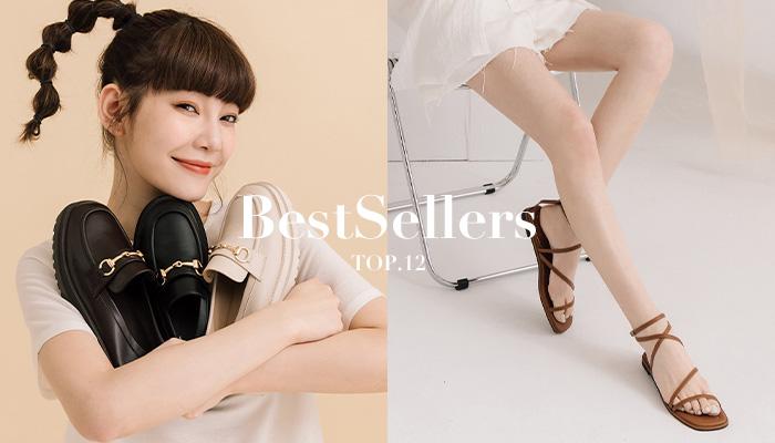 2021初夏流行鞋款排行榜