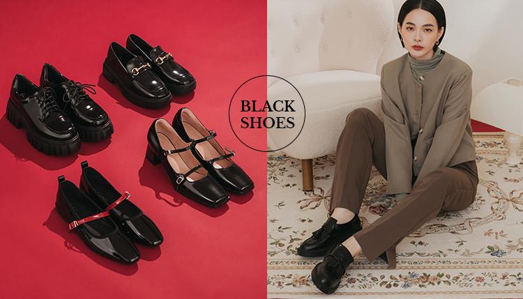 時尚咖人腳一雙黑皮鞋,輕鬆駕馭正裝及休閒風