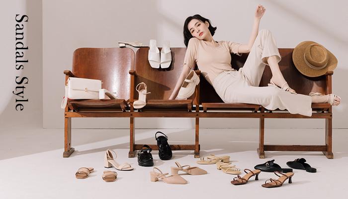 2021涼鞋穿搭公式 輕鬆打造高質感風格