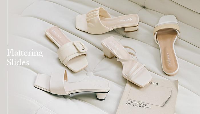 把拖鞋穿出高級感!舒適耐看的穿搭示範