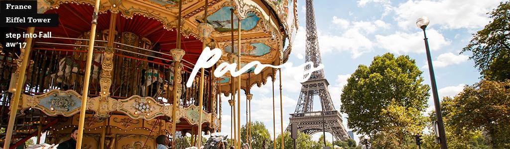 PARIS巴黎.拍攝特輯